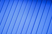 Blue jalousie background — Stock Photo