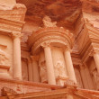 Petra,Jordan,facade,upper part — Stock Photo #1049589