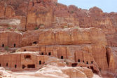 Cave home in Petra — Stock Photo