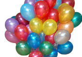Party balloon — Stock Photo