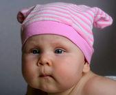 Baby portrait — Stock Photo