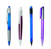 Ball pens — Stock Photo