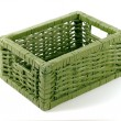 Royalty-Free Stock Photo: Green basket