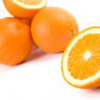Fresh oranges — Stock Photo #1039918