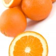Fresh oranges — Stock Photo #1040058