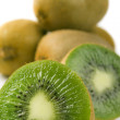 Some kiwi — Stock Photo