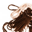Fashion accessories - Foto Stock