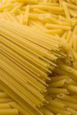 Pasta background — Stock Photo