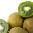 Royalty-Free Stock Photo: Some kiwi