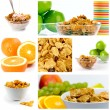 Healthy breakfast collection — Stock Photo #1070184