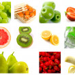 Foto Stock: Fresh fruit
