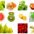 vers fruit — Stockfoto