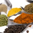 Various spices — Stock Photo #1072420