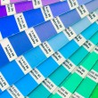 Color guide — Stockfoto #1072543