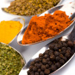 Various ground spices — Stock Photo #1072672
