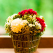 Stock Photo: Bouquet of flowres