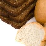 Freshly baked bread — Stock Photo #1074098