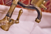 Vintage faucet — Stock Photo