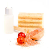 Cosmetic products — Stock Photo