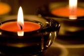 蜡烛 — 图库照片