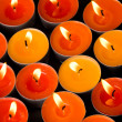 Flaming candles — Stock Photo #1904929