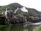 Holly-mountainous Lavra — Stock Photo