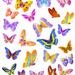 Royalty-Free Stock Vectorafbeeldingen: Butterfly