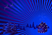Christmas Eve4 — Stock Vector