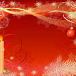 Royalty-Free Stock Imagem Vetorial: Christmas candles2