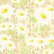 Stock Vector: Chamomile