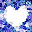Royalty-Free Stock Imagen vectorial: Cold heart2