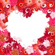 Floral valentine -  