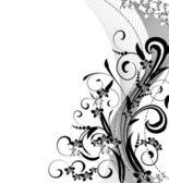 Flowers4 — Stok Vektör