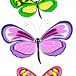 Butterfly — Stock Vector #1826966