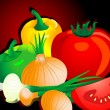 Vegetables — Vector de stock #2213850