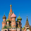 Royalty-Free Stock Photo: St. Basil cathedral