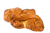 пирог из слоеного теста — Стоковое фото