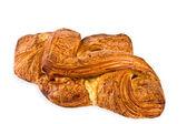 Torta de massa escamosa — Foto Stock
