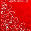 Royalty-Free Stock Векторное изображение: Valentine background