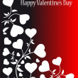 Royalty-Free Stock Obraz wektorowy: Valentine background