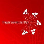 Valentine background — 图库矢量图片