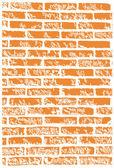 Brick wall. — Stock Vector
