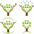 Royalty-Free Stock Vector Image: Tree.