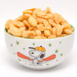 Royalty-Free Stock Photo: Corn-flakes.