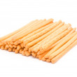 Sticks from bread. — Stock Photo