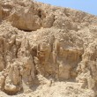 Ancient Egyptian mountains - Foto de Stock
