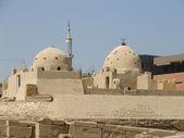 Mısır evleri — Stok fotoğraf
