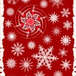 Royalty-Free Stock Vektorfiler: Collection of 30 snowflakes.