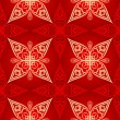 Royalty-Free Stock ベクターイメージ: Retro pattern.