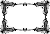 Decorative frame. — Stock Vector